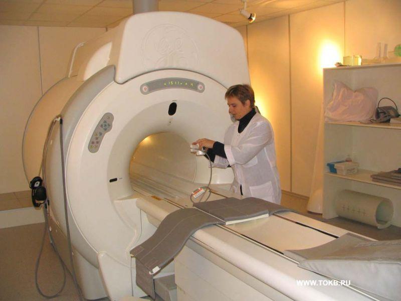 Компьютерная томография тучково